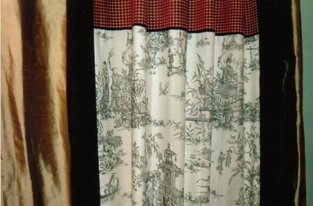 Cortinados dise o de cortinados y cortinas fernando clausen - Cortinas estilo vintage ...